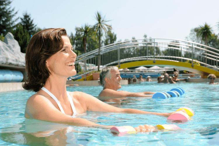 Johannesbad Wassergymnastik